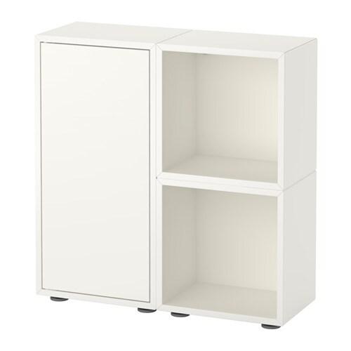 eket combinazione di mobili con piedini bianco ikea. Black Bedroom Furniture Sets. Home Design Ideas