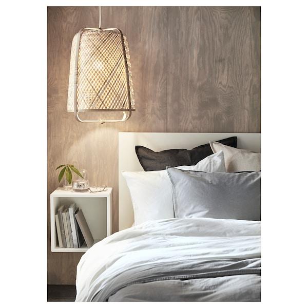EKET Scaffale da parete, bianco, 35x25x35 cm