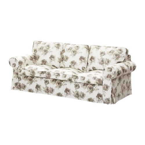 Casa di campagna fodera ektorp divano letto 3 posti - Divano letto ektorp ikea ...