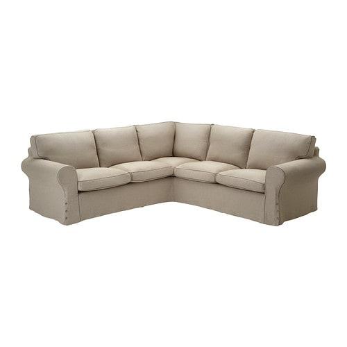Ektorp divano angolare 2 2 risane naturale ikea - Ikea divano angolare ...