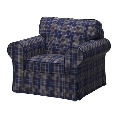ektorp fodera per poltrona rutna multicolore ikea. Black Bedroom Furniture Sets. Home Design Ideas
