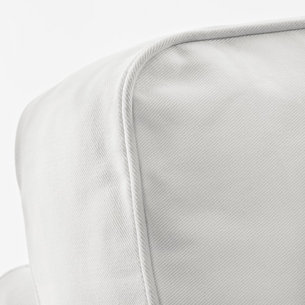 Ikea Ektorp Divano Letto A 3 Posti.Ektorp Divano A 3 Posti Vittaryd Bianco Ikea