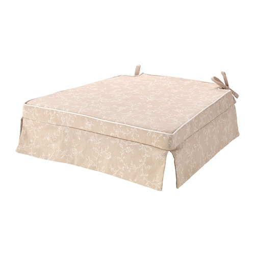 ELSEBET Cuscino per sedia - beige chiaro - IKEA
