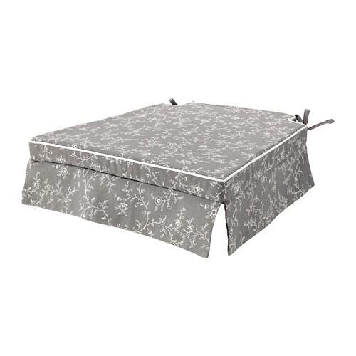 ELSEBET Cuscino per sedia - grigio - IKEA