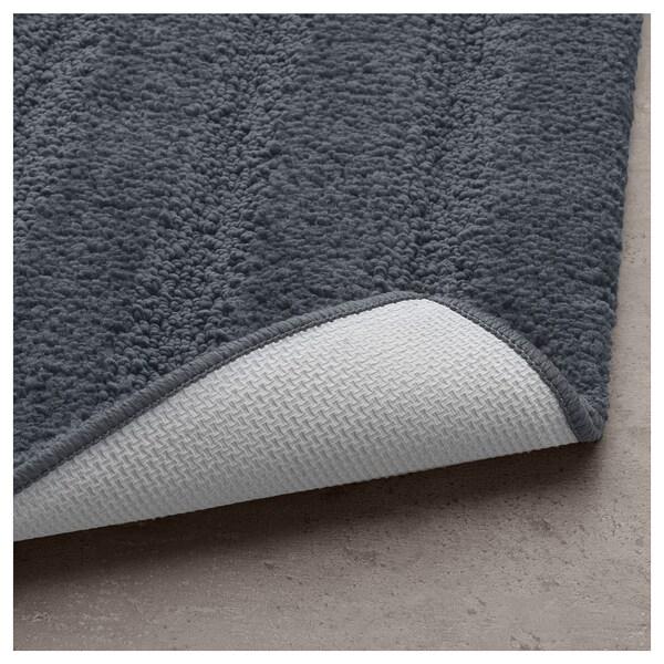 EMTEN Tappeto Per Bagno Grigio Scuro IKEA