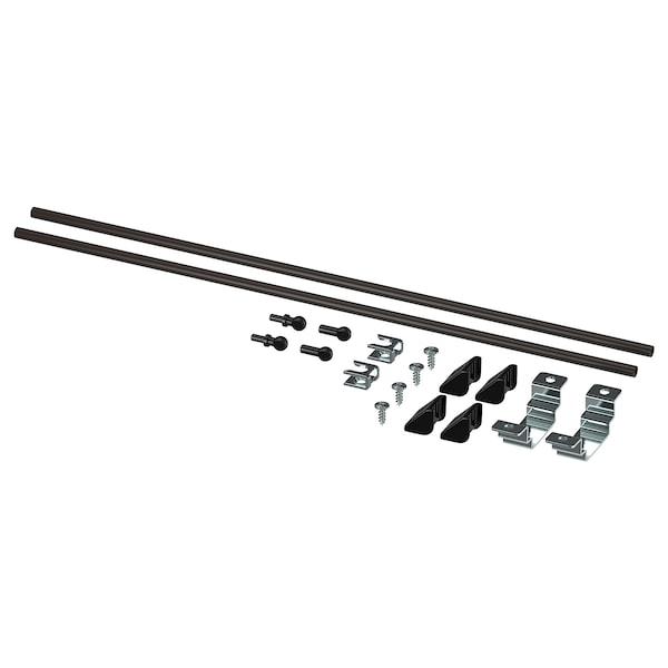 ENHET Kit montaggio per isola cucina - antracite - IKEA IT