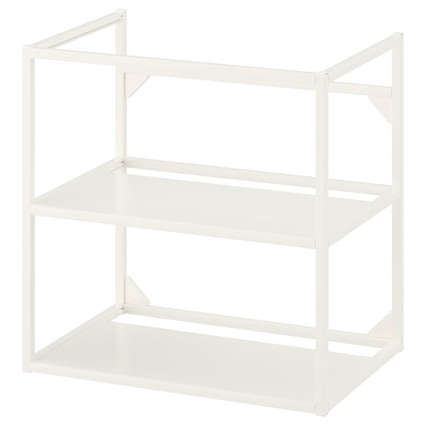 ENHET Struttura per lavabo, bianco, 60x40x60 cm