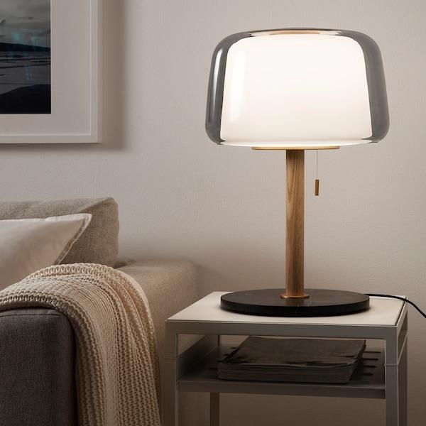 Evedal Lampada Da Tavolo Marmo Grigio Grigio Ikea It