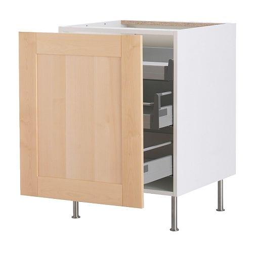 Metod sistema di cucine ed elettrodomestici e altro ikea for Mobile dispensa ikea