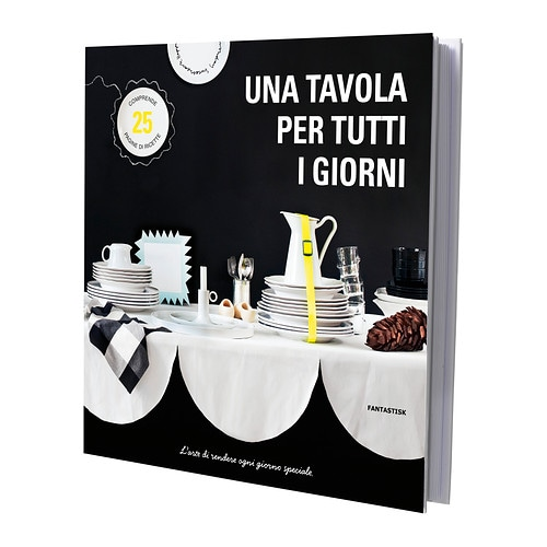Fantastisk una tavola per tutti libro ikea - Ikea tutti i prodotti ...