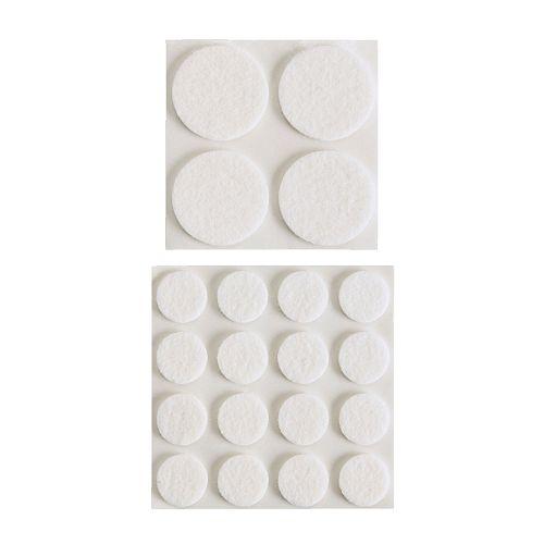 Fixa set di 20 feltrini adesivi ikea for Ikea specchi adesivi