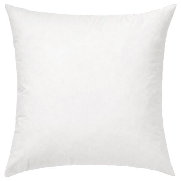 FJÄDRAR Interno per cuscino, bianco sporco, 65x65 cm