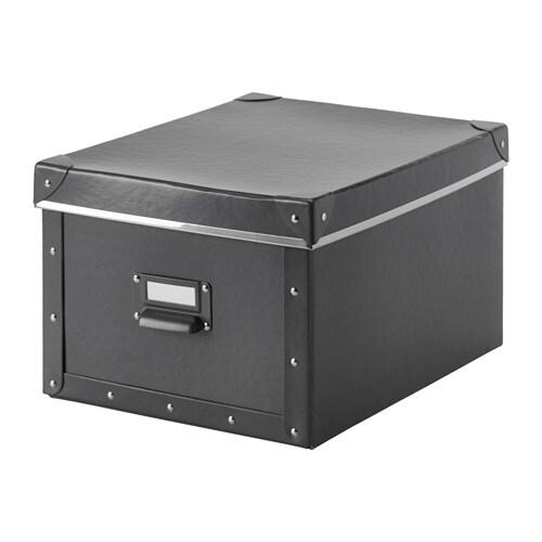 Fj lla scatola con coperchio ikea - Scatole per trasloco ikea ...