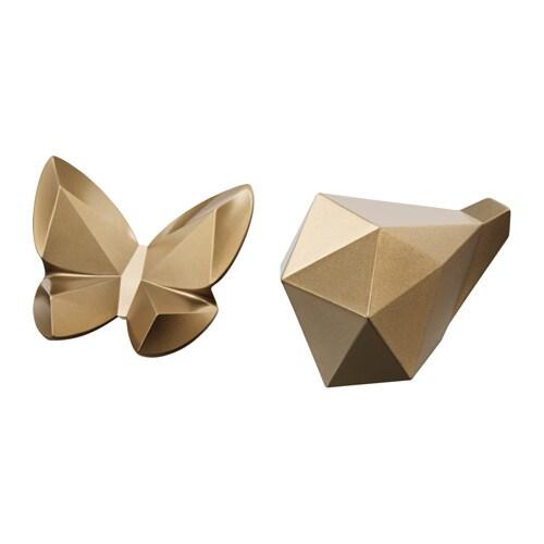 F rkorta set di 2 decorazioni ikea for Ikea decorazioni