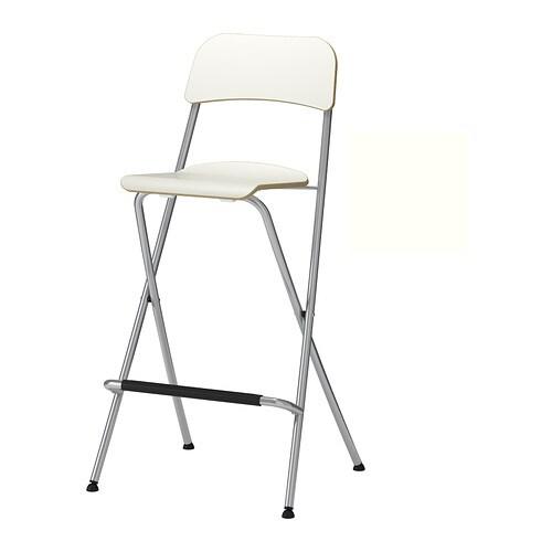 FRANKLIN Sedia bar pieghevole - 63 cm - IKEA