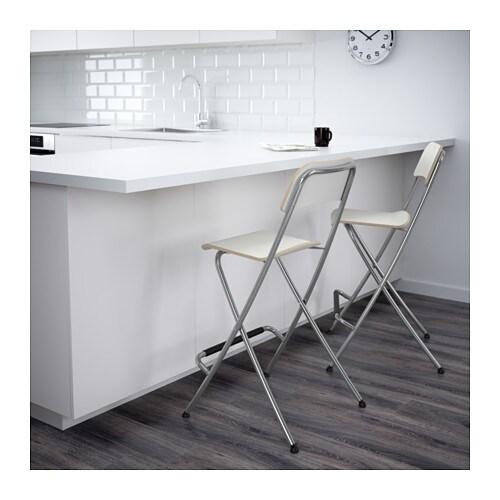Sedie alte da bancone stunning clp sgabello bar avika in - Sgabello ergonomico ikea ...