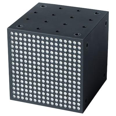 FREKVENS illuminazione multiuso a LED nero 1 pezzi 10 cm 10 cm 10 cm