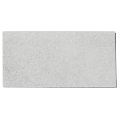 FRISKÄNG Piastrella per pavimento, bianco pietra, 2.37 m²