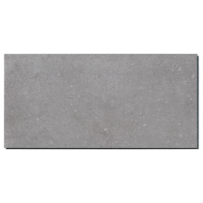 FRISKÄNG Piastrella per pavimento, grigio pietra, 2.37 m²