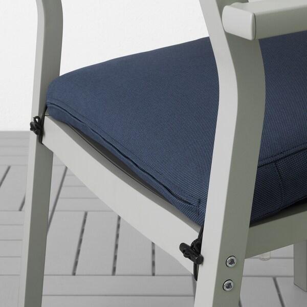 Cuscini Per Sedie Giardino Ikea.Froson Duvholmen Cuscino Per Sedia Da Esterno Blu Ikea