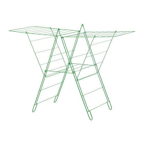 FROST Stendibiancheria da interno/esterno - verde - IKEA