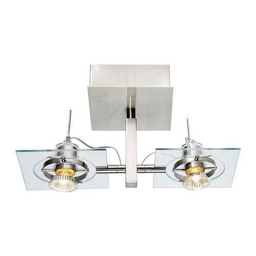 FUGA Lampada da soffitto/parete - - IKEA