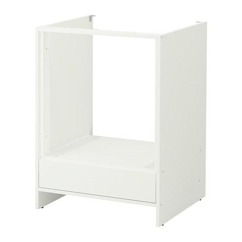 Kinderbett Mit Gästebett Ikea ~ FYNDIG Mobile base per forno IKEA Predisposto per l'incasso del forno