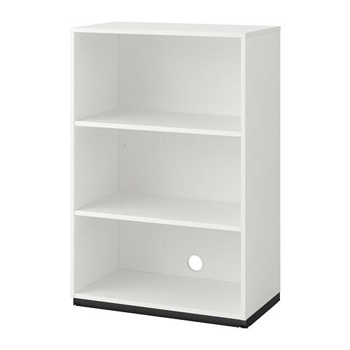 Galant Scaffale Bianco Ikea