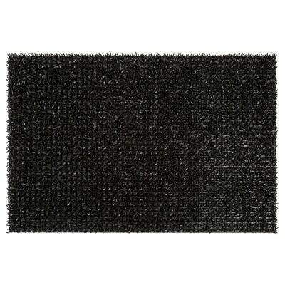 GISLUM Zerbino, nero, 39x59 cm