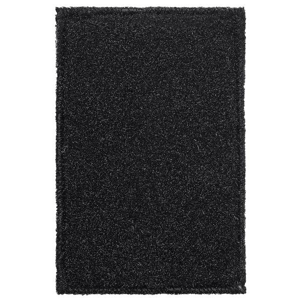 GLASVAR Spugna multiuso, nero/grigio, 8x12 cm