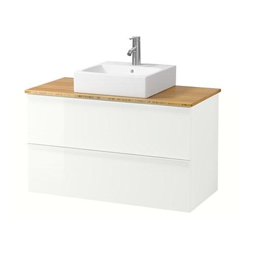 Godmorgon aldern t rnviken mobile lavabo 45x45 piano di - Ikea piano di lavoro ...