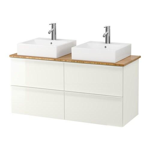 Godmorgon aldern t rnviken mobile lavabo 45x45 piano di - Mobile bagno ikea godmorgon ...
