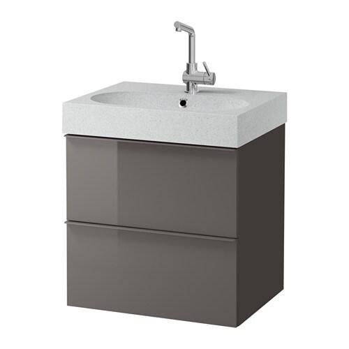 Mobili per lavabo da bagno   ikea