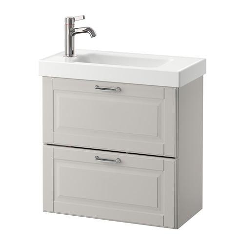 Godmorgon hagaviken mobile per lavabo con 2 cassetti ikea - Ikea mobili per lavabo bagno ...