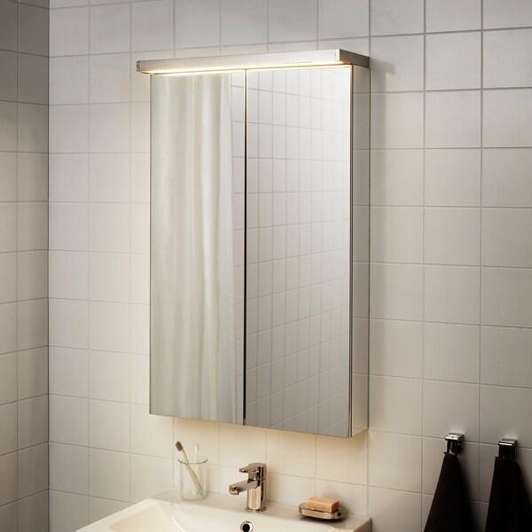 GODMORGON Illuminazione mobile/parete a LED, 60 cm