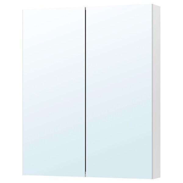 Armadietti In Plastica Ikea.Godmorgon Mobile A Specchio Con 2 Ante Ikea