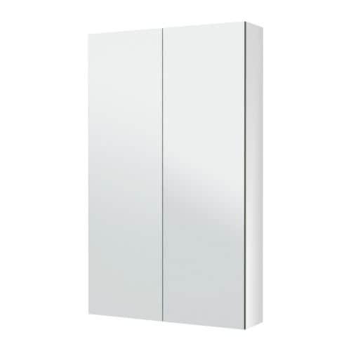 Mobile Con Gli Specchi.Godmorgon Mobile A Specchio Con 2 Ante 60x14x96 Cm Ikea