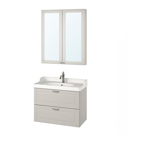 Godmorgon r ttviken set di 4 mobili per il bagno ikea for Mobili per il bagno ikea
