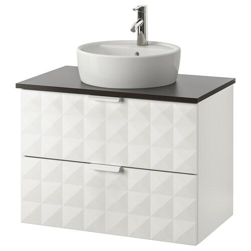 IKEA GODMORGON/TOLKEN / TÖRNVIKEN Mobile/lavabo 45/piano appoggio