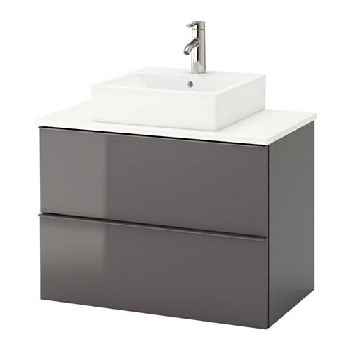 Godmorgon tolken t rnviken mobile lavabo 45x45 piano di - Mobile bagno ikea godmorgon ...