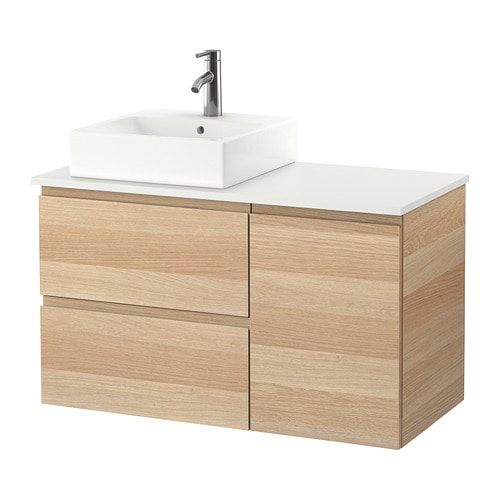 Godmorgon tolken t rnviken mobile per lavabo con lavabo - Mobile bagno ikea godmorgon ...