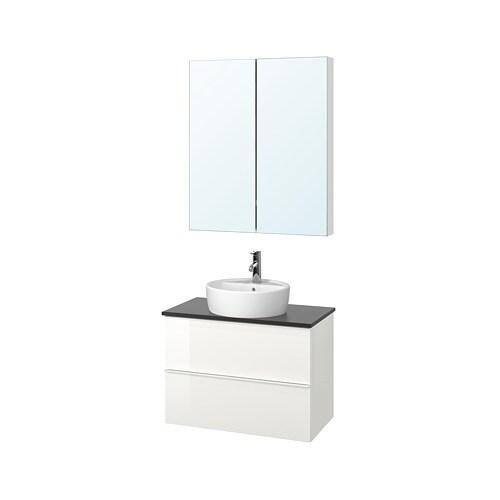 Godmorgon tolken t rnviken set di 5 mobili per il bagno ikea for Mobili per il bagno ikea