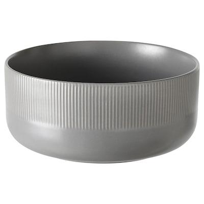 GRADVIS Fioriera, da interno/esterno grigio, 22 cm