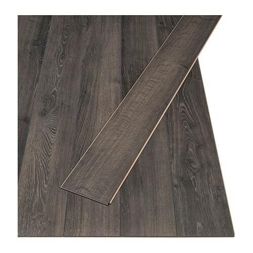 Gr smark pavimento in laminato ikea - Pavimento laminato in cucina ...