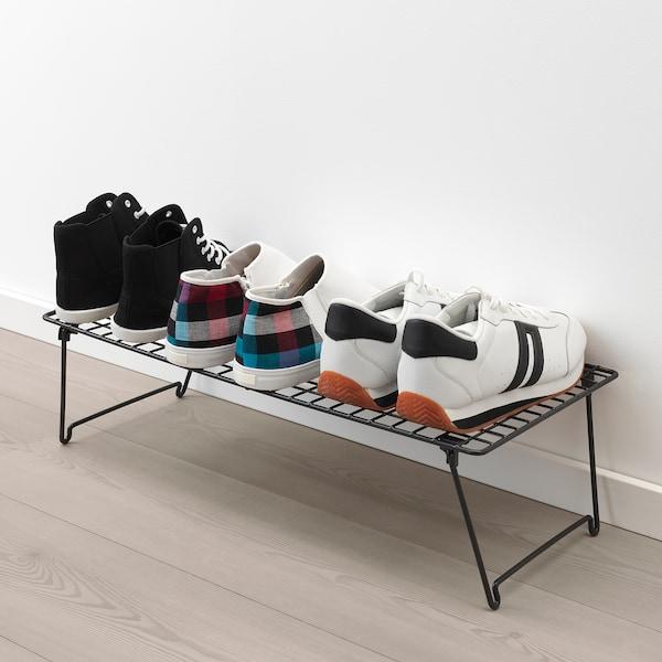 GREJIG Rastrelliera per scarpe, 58x27x17 cm