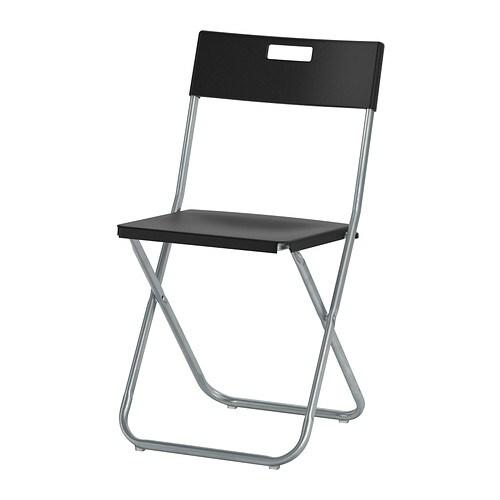 Gunde sedia pieghevole ikea for Casa chaise pliante