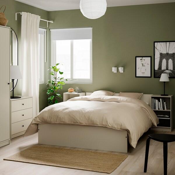 Gursken Camera Da Letto Completa 5 Pezzi Beige Chiaro Ikea It