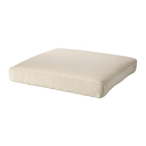 hÅllÖ cuscino sedile da esterno - beige - ikea