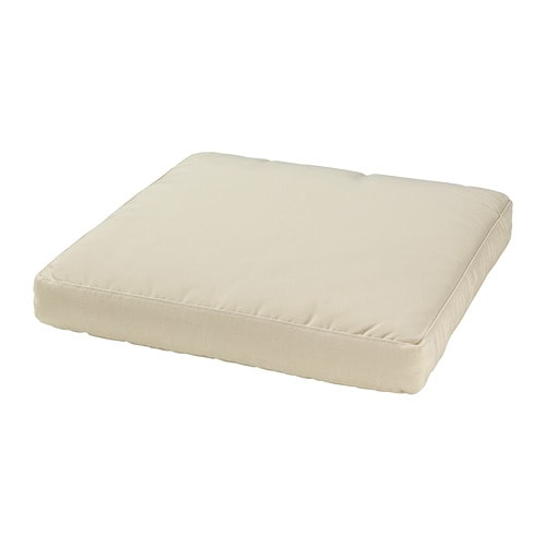 H ll cuscino sedile da esterno beige ikea - Cuscino da pavimento ikea ...