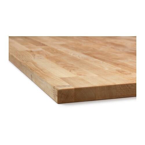 HAMMARP Piano di lavoro - 186x2.8 cm - IKEA
